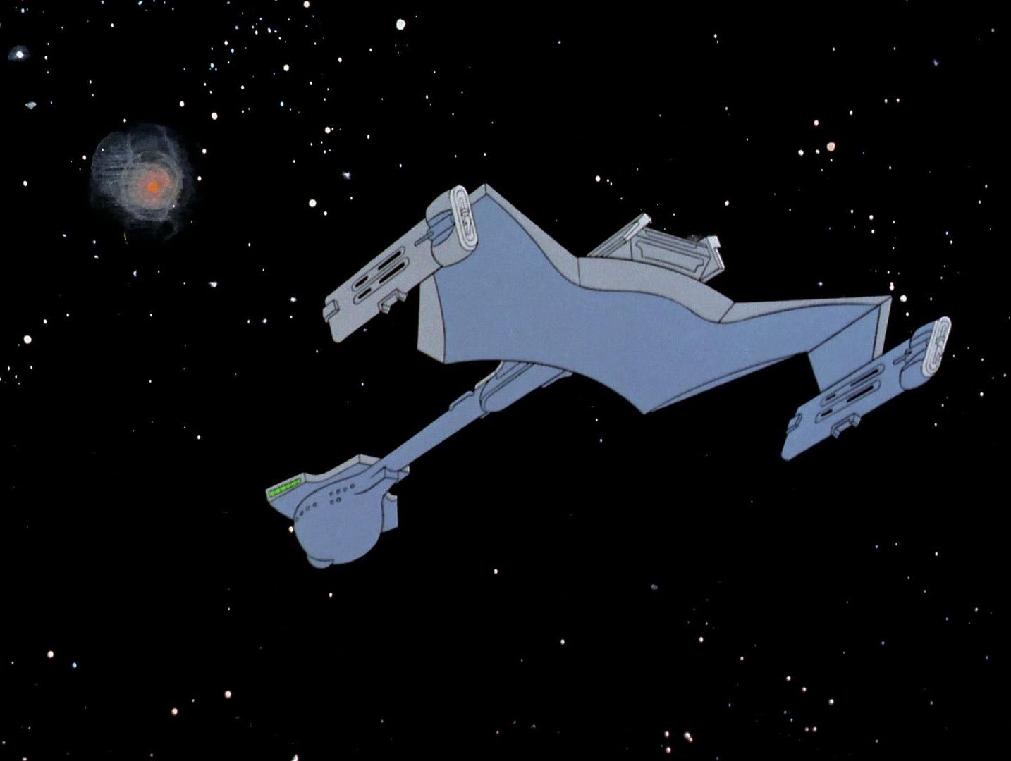 космический корабль гиф картинка так небольшой мод